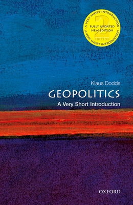 Geopolitics: A Very Short Introduction (Very Short Introductions) Cover Image