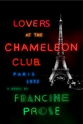 Lovers at the Chameleon Club, Paris 1932 Cover