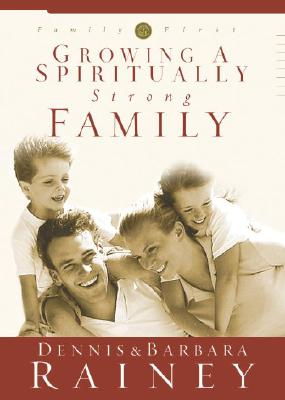 Growing a Spiritually Strong Family Cover