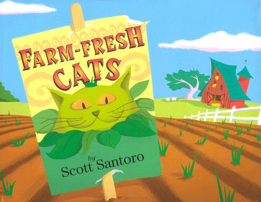 Farm-Fresh Cats Cover Image