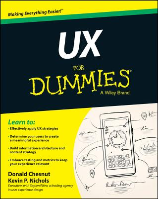UX for Dummies Cover Image