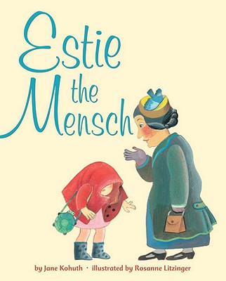 Estie the Mensch Cover
