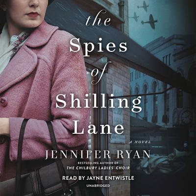 The Spies of Shilling Lane: A Novel Cover Image