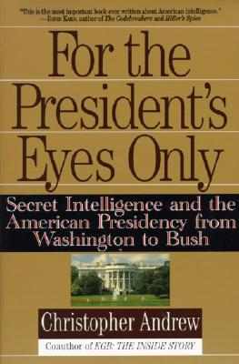For the President's Eyes Only Cover