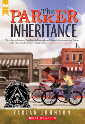 The Parker Inheritance (Scholastic Gold) Cover Image