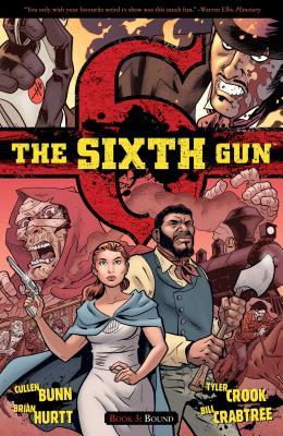 The Sixth Gun Volume 3 Cover