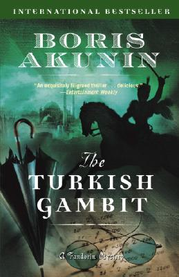 The Turkish Gambit Cover
