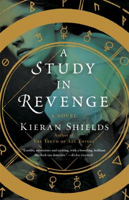 A Study in Revenge Cover