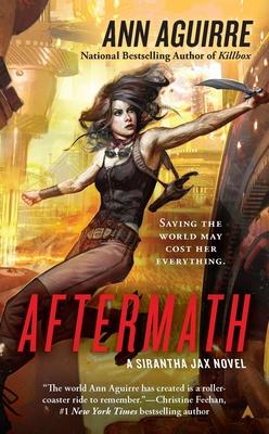 Aftermath (A Sirantha Jax Novel #5) Cover Image
