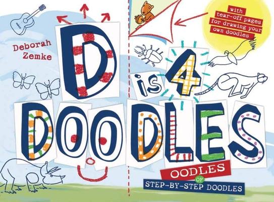 D Is 4 Doodles Cover
