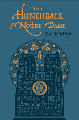 The Hunchback of Notre Dame (Word Cloud Classics) Cover Image