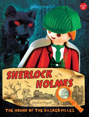 Sherlock Holmes: The Hound of the Baskervilles (Playmobil) Cover Image
