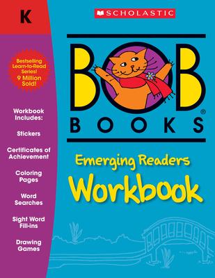 BOB Books: Emerging Readers Workbook Cover Image
