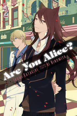 Are You Alice?, Vol. 2 Cover