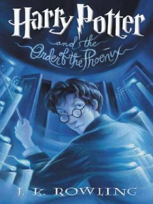 Harry Potter and the Order of the Phoenix (Thorndike Young Adult) Cover Image