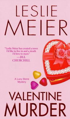 Valentine Murder (A Lucy Stone Mystery #5) Cover Image