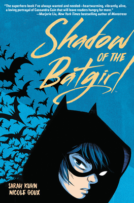 Shadow of the Batgirl Cover Image
