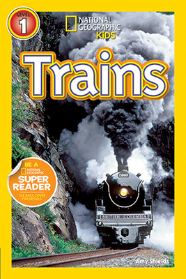 National Geographic Readers: Trains Cover Image