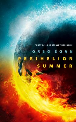 Perihelion Summer Cover Image