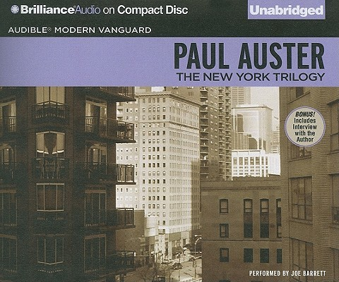 paul auster new york trilogy essay Paul auster, in full paul benjamin detective stories published collectively as the new york trilogy (1976) as well as the essay collections.