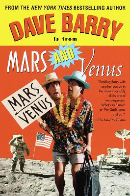 Dave Barry Is from Mars and Venus Cover