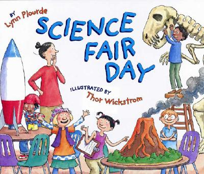 Science Fair Day Cover