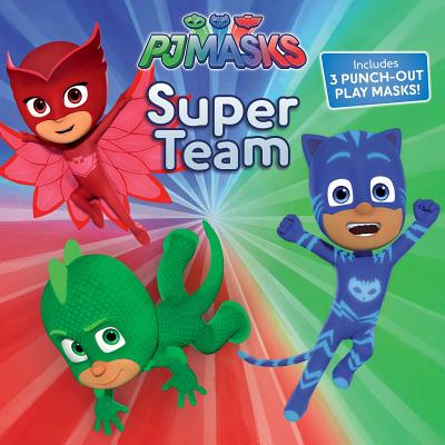 Cover for Super Team (PJ Masks)