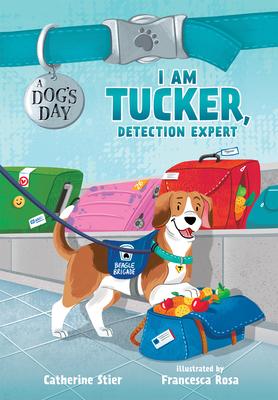 I Am Tucker, Detection Expert Cover Image