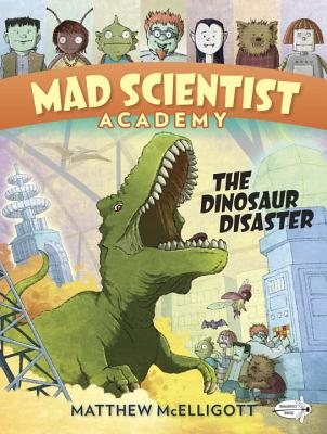 Cover for Mad Scientist Academy