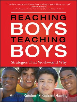 Reaching Boys, Teaching Boys Cover