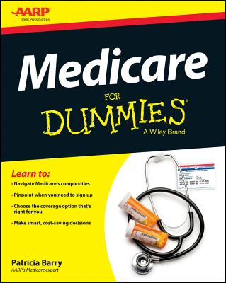 Medicare for Dummies Cover Image