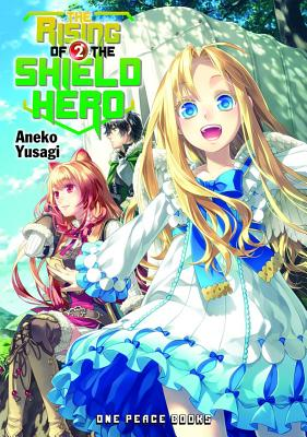The Rising of the Shield Hero, Volume 02 Cover Image