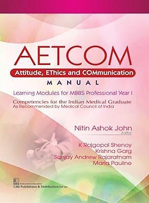 Aetcom: Attitude, Ethics and Communication Manual Cover Image