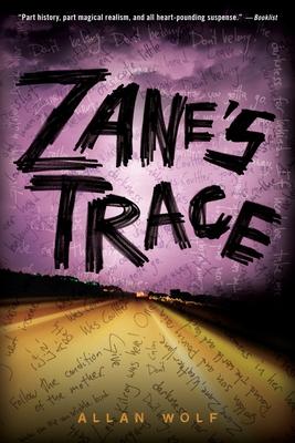 Cover for Zane's Trace