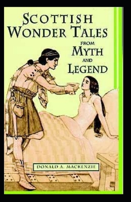 Wonder Tales from Scottish Myth and Legend: illustrated edition cover