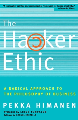 The Hacker Ethic Cover