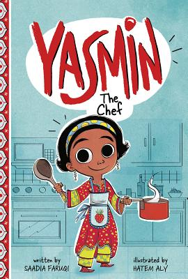 Yasmin the Chef Cover Image