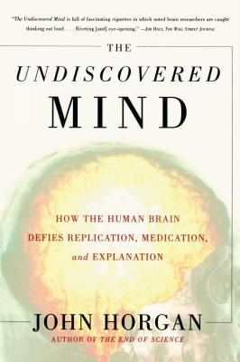 The Undiscovered Mind Cover