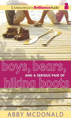 Boys, Bears, and a Serious Pair of Hiking Boots Cover Image