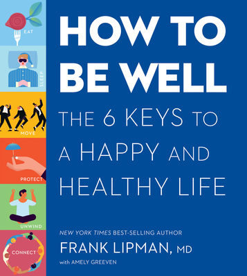 How to Be Well Book Cover