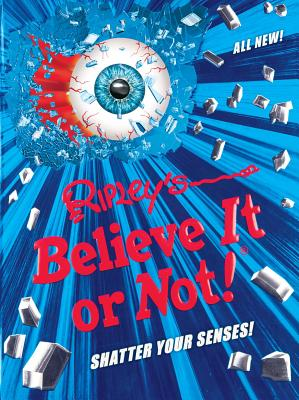 Ripley's Believe It Or Not! Shatter Your Senses! (ANNUAL #14) Cover Image