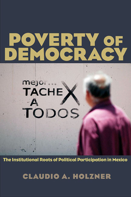 Cover for Poverty of Democracy