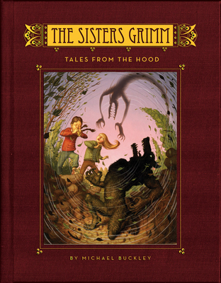 Tales from the Hood (Sisters Grimm #6) (Sisters Grimm, The) Cover Image