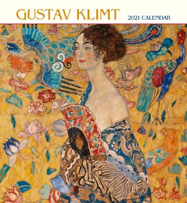 Gustav Klimt 2021 Wall Calendar Cover Image