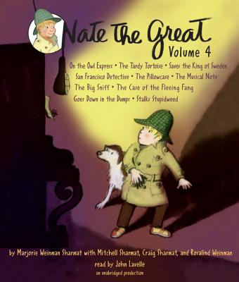 Nate the Great Collected Stories Cover
