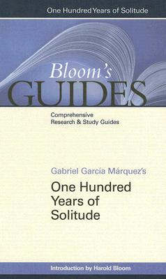One Hundred Years of Solitude (Bloom's Guides) Cover Image