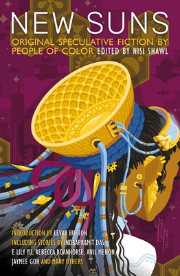 New Suns: Original Speculative Fiction by People of Color Cover Image