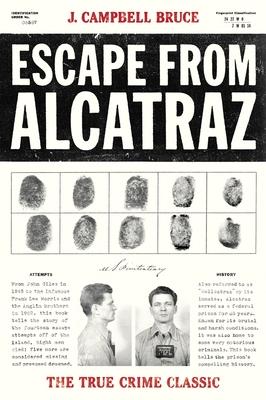 Escape from Alcatraz Cover