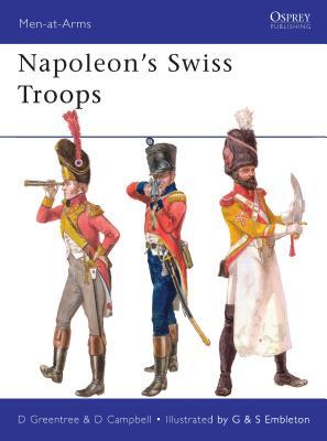 Napoleon's Swiss Troops Cover