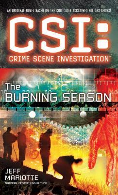 CSI: Crime Scene Investigation: The Burning Season Cover Image